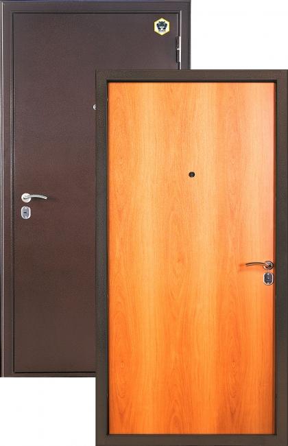 Межкомнатная дверь Бульдорс 11 орех межкомнатные двери двери бульдорс