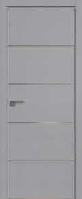 межкомнатные двери  Profil Doors 7STK Pine Manhattan grey